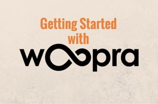 Getting started with woopra