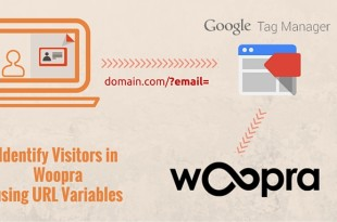 Identify Visitors in Woopra using URL variables