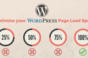 Optimize your WordPress page load speed