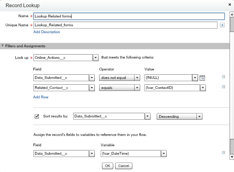 how to create a registration form in salesforce