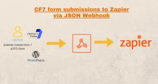 CF7FormSubmissiontoZapierJSONWebhook