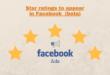 Star Ratings in Facebook Ads