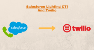 Salesforce Open CTI Lightning with Twilio