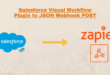 Salesforce Visual Workflow plugin – POST JSON callout