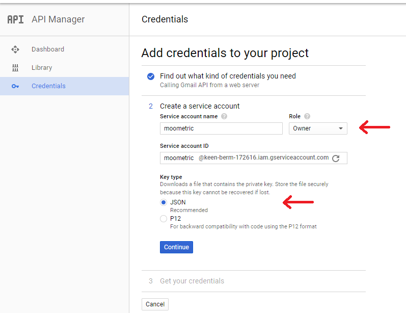 How to use the Gmail API to update Signatures of GSuite users (PHP