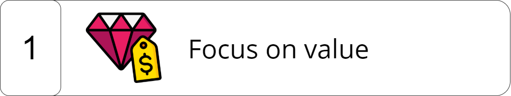 FocusOnValue – ITILv4