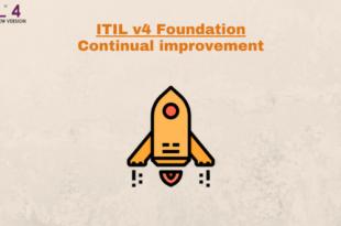 Practice – Continual improvement – ITILv4