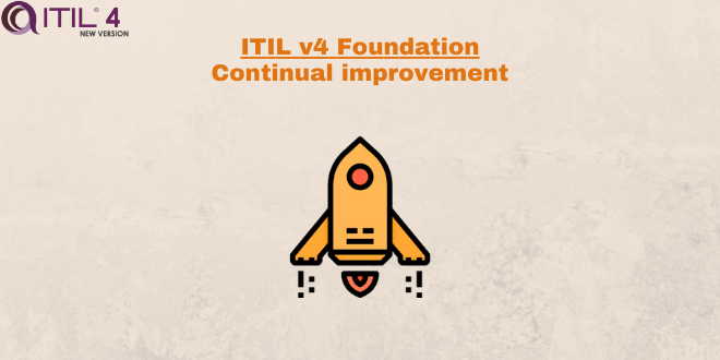 Practice – Continual improvement – ITILv4
