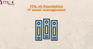 Practice – IT asset management – ITILv4