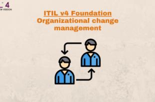 Practice – Organizational change management – ITILv4