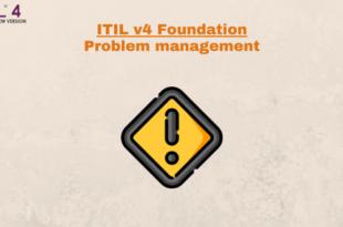 Practice – Problem management – ITILv4