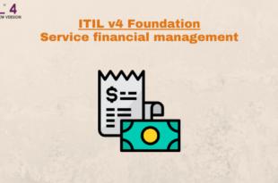 Practice – Service financial management – ITILv4