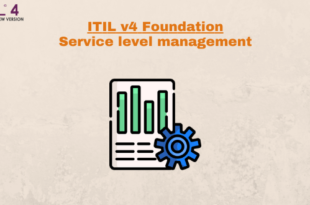 Practice – Service level management – ITILv4