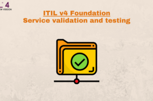 Practice – Service validation and testing – ITILv4