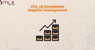 Practice – Supplier management – ITILv4