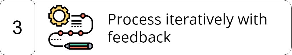 ProgressIterativelyWithFeedback – ITILv4